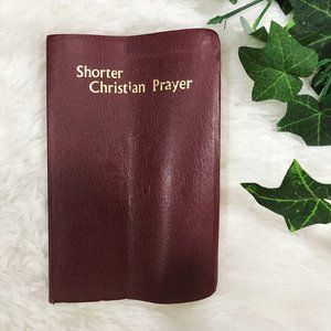 Vtg Catholic Prayer Book